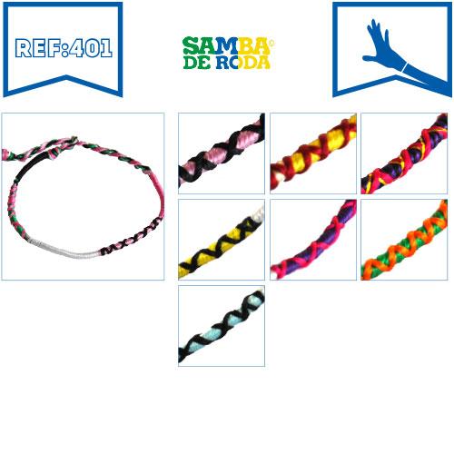 bracelet fin - bijoux fantaisie colorés